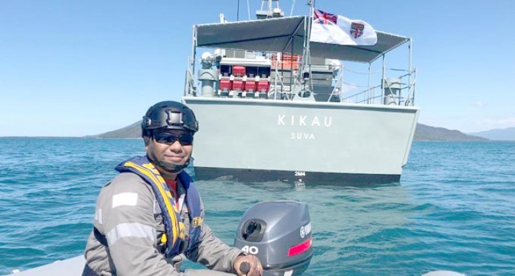RFNS Kikau 25 Confirmed For Exercise KAKADU