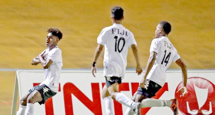 Fijians Romp To Win Over Vanuatu