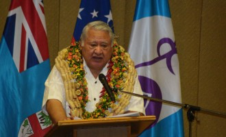 PM Tuilaepa Opens Research Week With Vital Message