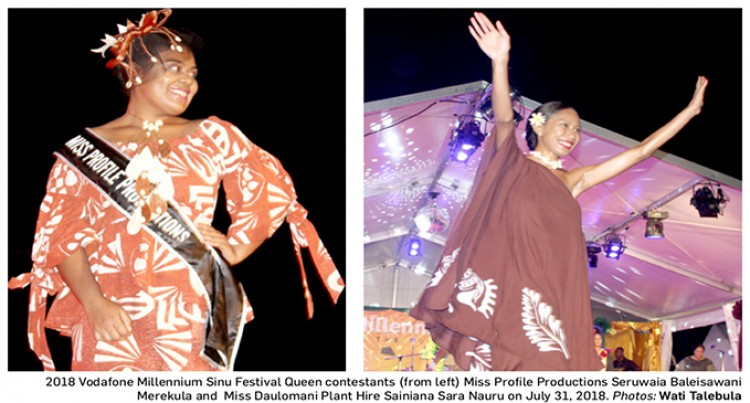 Contestants Wow Nasinu Crowd