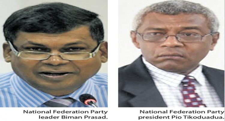 Analysis: NFP Leader's Sidestep