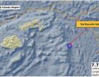 7.7 Magnitude Earthquake Occurred In The Lau Region