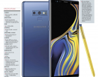 The New Super Powerful; Samsung Galaxy Note 9