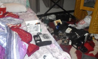 Armed Burglars Terrorise Solovi Family