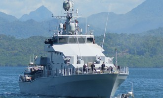 HMNZS Taupo Adds to Operation Wasawasa's Successful Work