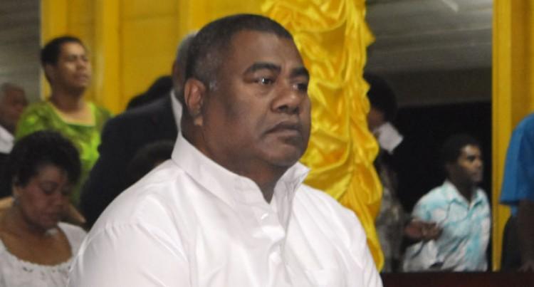 Ratu Jone Qomate Installed Tui Labasa