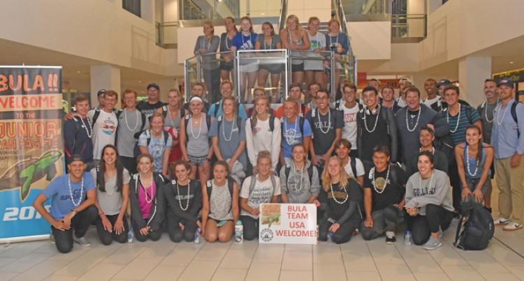 US Swimmers Target Finals