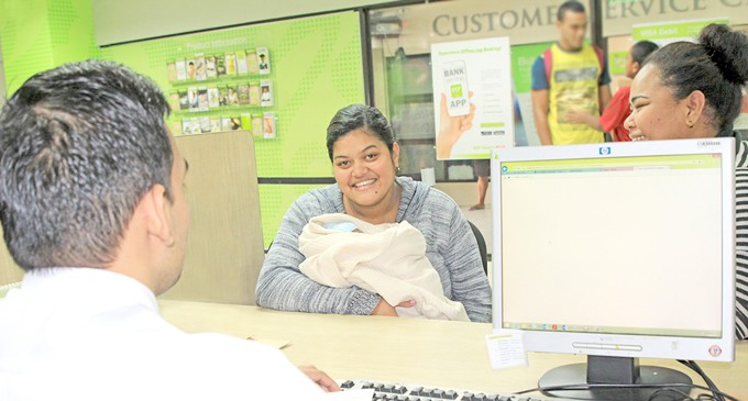 BSP Opens First Parenthood  Grant Funded Account