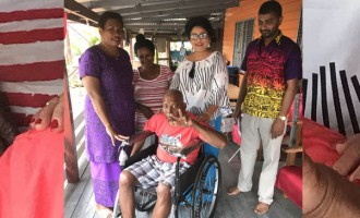 Wheelchair Injects New Life For Elderly Couple