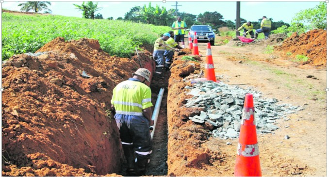 Wainibuku Settlement To Benefit From Water Works