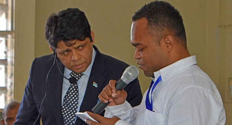 A-G Grills SODELPA Rep Preconceived Ideas