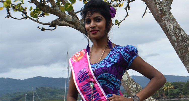 Miss Rotary Club of Labasa aims high