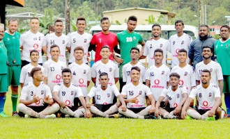 Fijian U19 To Play For Nabou Victims