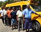 School Buses For North Students Who Walked Miles, Rode Horseback,  Travelled By Boat