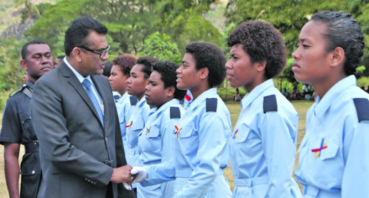 Cadet: Women Can Achieve Great Things