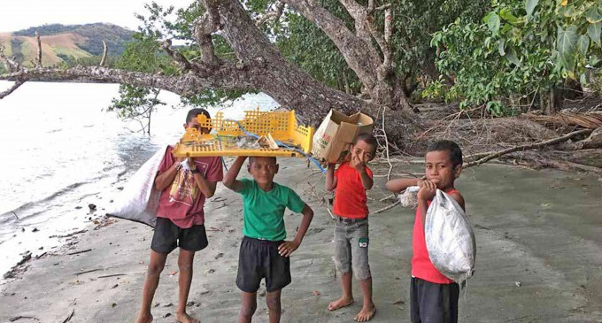 Diver Urges Taveuni Islanders To Stop Littering, Be Proud Of Garden Island