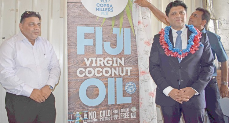 Sharma New Chair Of Food Processors (FIJI) LTD