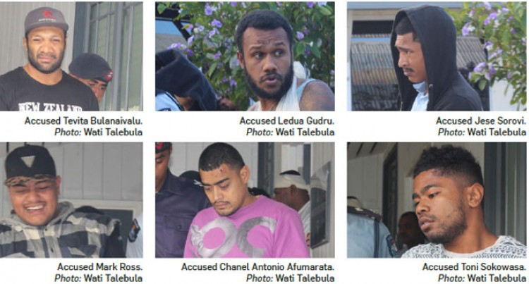 Bail Refused For Eight