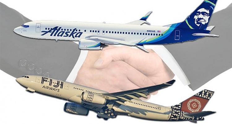 Fiji Airways, Alaska Airlines Open Up More US Cities To Fiji