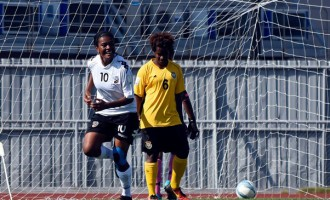 Samani Strikes 2 For Solomons