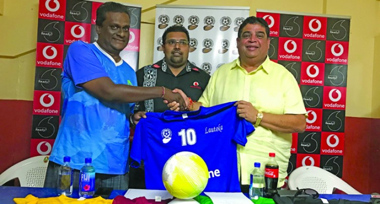 Futsal League Starts In Lautoka