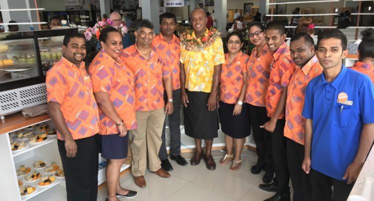 Courts Premier Store Opens In Savusavu