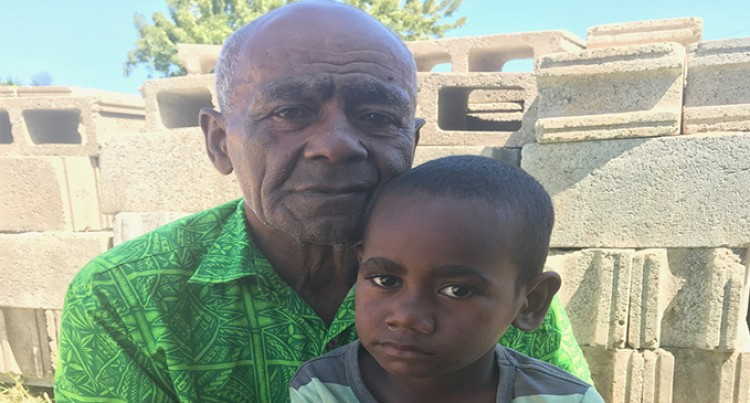 Man, 63, Laments Grandson's Death
