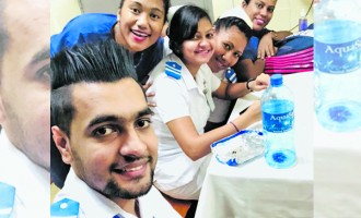 Nitesh Holds Nursing At Heart
