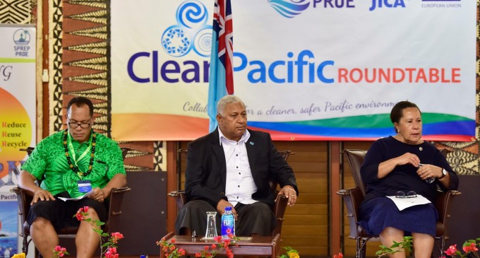 PM Tells: We provide Rubbish Bins But People Need To Use Them