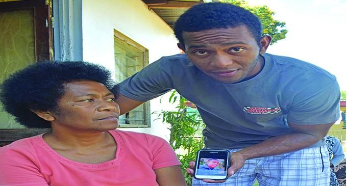 Mum Reminisces Over Son's Life
