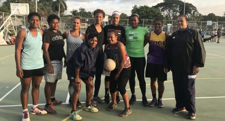 Lautoka Netball On A Mission