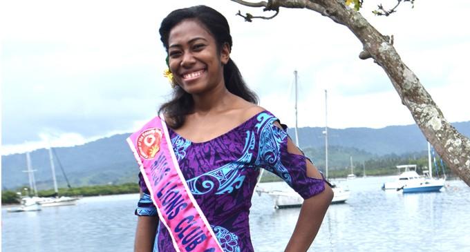 Miss Lions Club Advocates On Smoke-Free Fiji