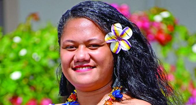 Meet Miss Civil Service – Meiema Maeli