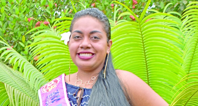 Rejieli Vasau Wants To Be Voice Of Youth