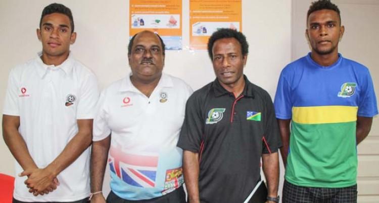 Fijian Coach Wary Of Vanuatu