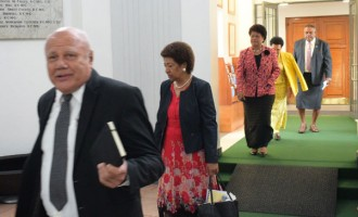 Another Walk-out For Opposition SODELPA MPs