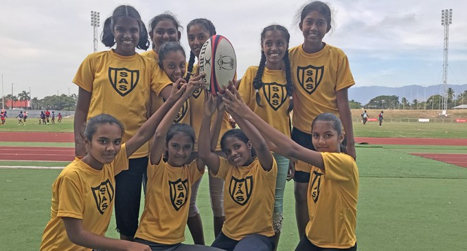 Girls Can Play Rugby: Shinuka