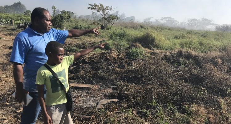 Smoke From Dump Engulfs Sugar City