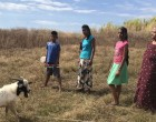 Granny, Family Brace For Severe Drought