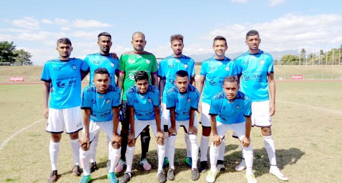 Two Quick Goals Down Fiji