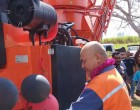 New Mechanical Harvester For Northern Co-operative