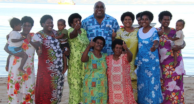 Minister Visits Islands To Outline Programmes