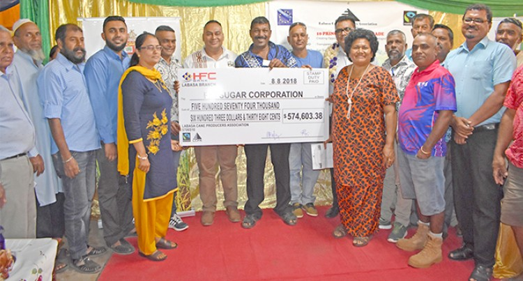 Subsidy To Benefit North Cane Farmers
