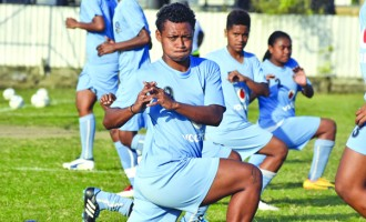 Fijiana 7s Rep Back With Football
