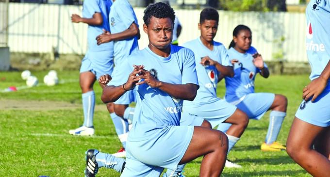 Fijiana 7s Rep Back With Football