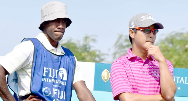 Sam Lee Makes Cut, Ready For Today