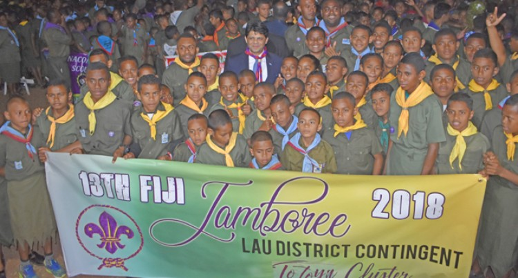 Scouts Enjoy Holistic Growth To Be Better Citizens