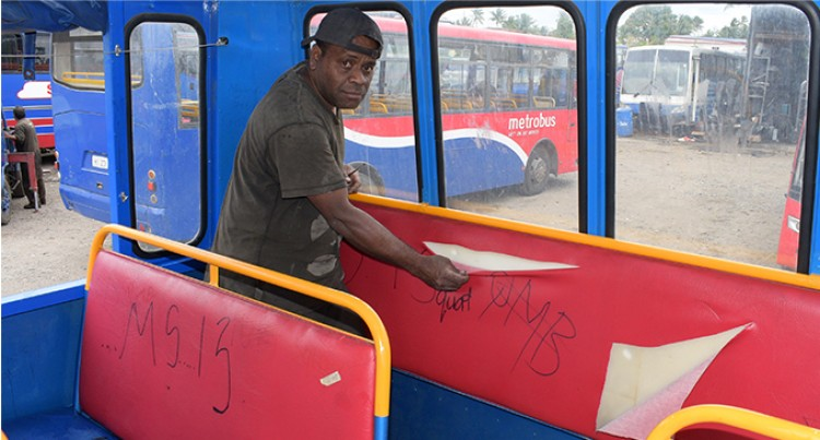Bus Firm Blames Primary School Students