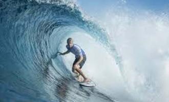 Surfing For Children At Natadola