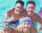 Ang Wants To Swim Like Roy
